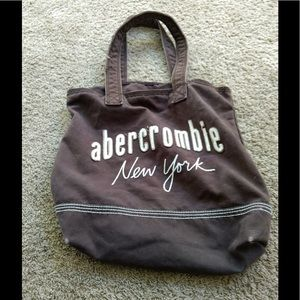 🎀3/$25 🎀 Abercrombie brown bag